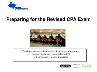 Preparing for the Revised CPA Exam