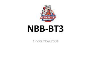 NBB-BT3