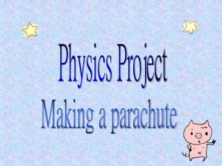 Making a parachute