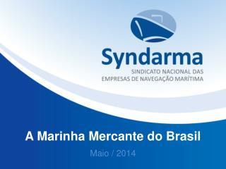 A Marinha Mercante do Brasil
