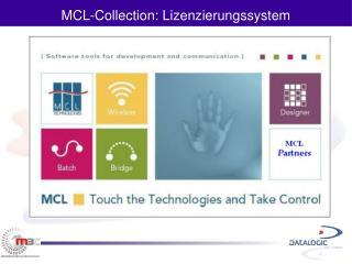 MCL-Collection: Lizenzierungssystem