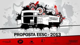 Proposta eesc - 2013