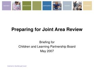 Preparing for Joint Area Review