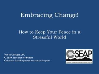 Embracing Change!