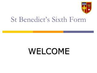 St Benedict's Sixth Form