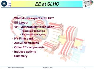 EE at SLHC