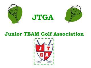 JTGA Junior TEAM Golf Association