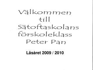 L�s�ret 2009 / 2010