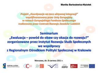 Monika Bartosiewicz-Niziołek