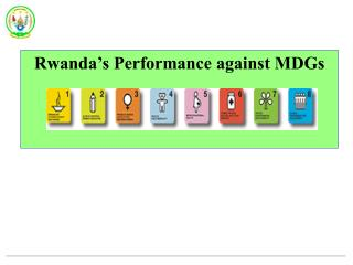 Rwanda's Performance against MDGs