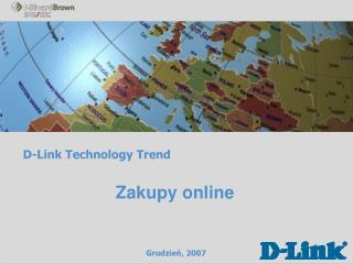 D-Link Technology Trend