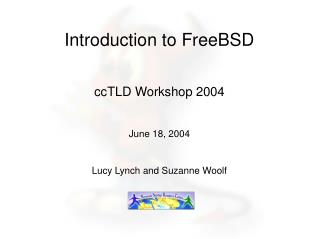 Introduction to FreeBSD