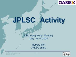 JPLSC Activity