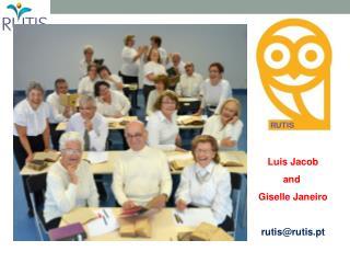 Luis Jacob and  Giselle Janeiro rutis@rutis.pt