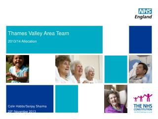 Thames Valley Area Team