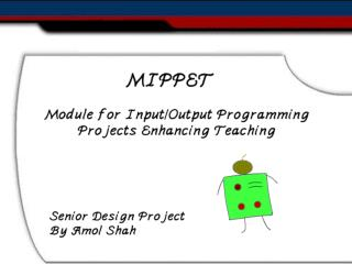 Many students find it difficult understanding the 	concept of Object Oriented Programming (OOP)