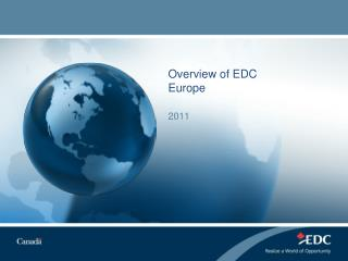 Overview of EDC Europe