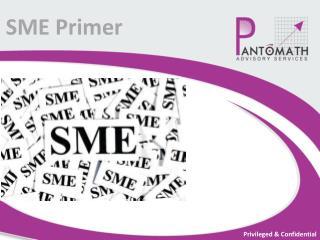 SME Primer