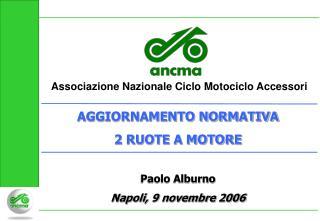 Associazione Nazionale Ciclo Motociclo Accessori