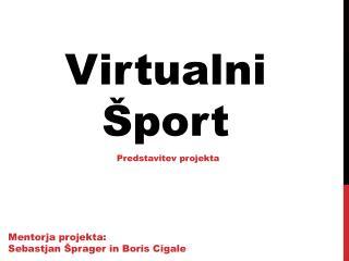 Virtualni Šport
