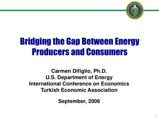 Bridging the Gap Between Energy Producers and Consumers