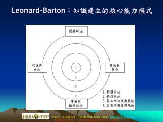 Leonard-Barton :知識建立的核心能力模式