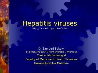 Hepatitis viruses   zamberi.tripod/index