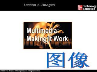 Lesson 6-Images