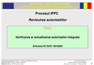 Procesul IPPC