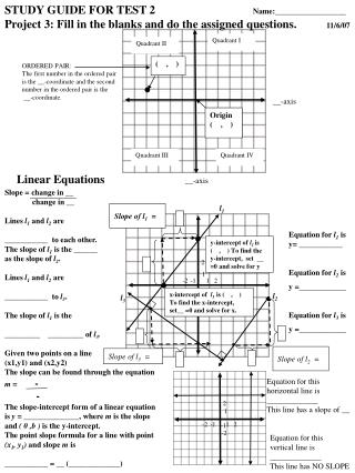 Quadrant II