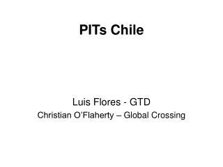 PITs Chile