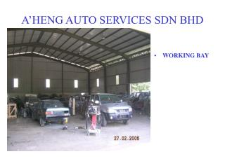 A'HENG AUTO SERVICES SDN BHD