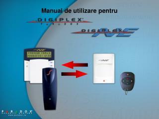 Manual de utilizare pentru