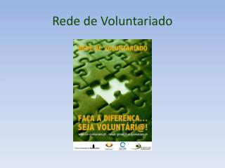 Rede de Voluntariado