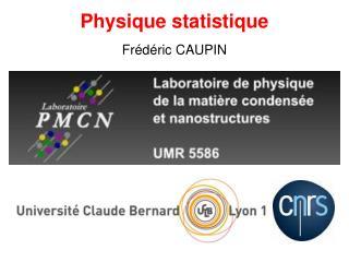 Frédéric CAUPIN