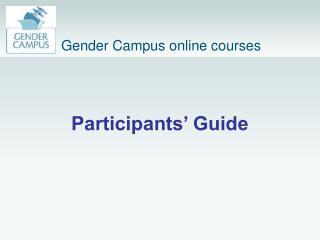 Participants' Guide