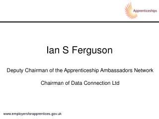 Ian S Ferguson