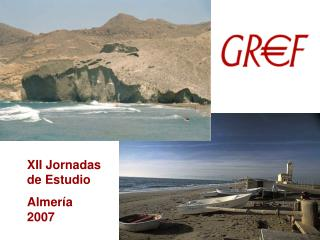 XII Jornadas de Estudio Almería 2007