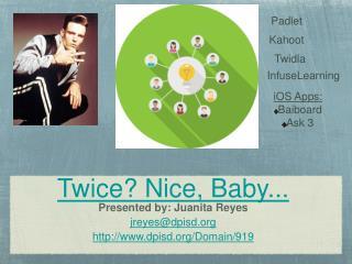 Twice? Nice, Baby...