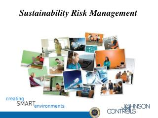 Sustainability Risk Management
