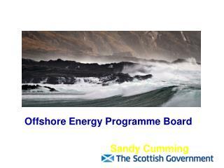 Offshore Energy Programme Board