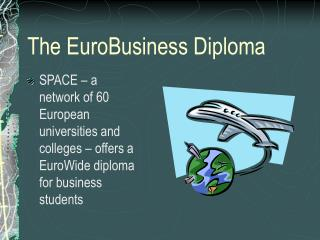 The EuroBusiness Diploma