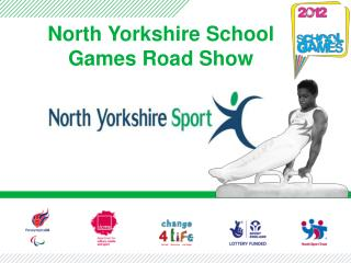 North Yorkshire School Games Road Show