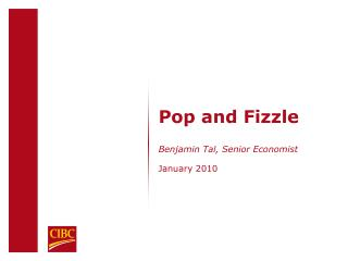 Pop and Fizzle