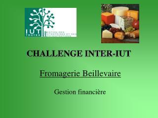 CHALLENGE INTER-IUT