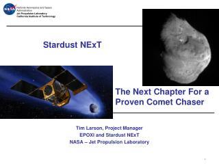 Stardust NExT
