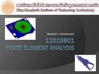 12019801 Finite Element analysis
