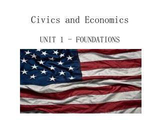 Civics and Economics