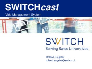 SWITCH cast