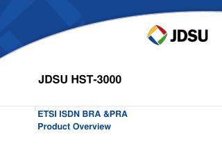 JDSU HST-3000